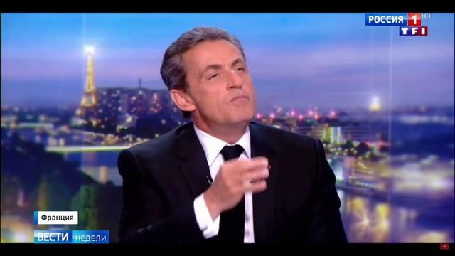 Вести недели. Эфир от 25.03.2018. Саркози может отделаться условным сроком