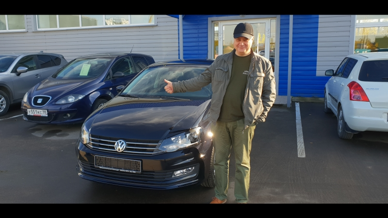 Наши поздравления Роману Вячеславовичу, пусть эта машина подарит Вам беззаботные и яркие путешествия! volkswagenpskov volkswag