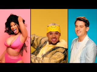Премьера. chris brown feat. nicki minaj & g-eazy - wobble up