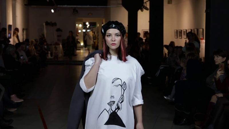 Winter Fashion Show Зима в большом городе