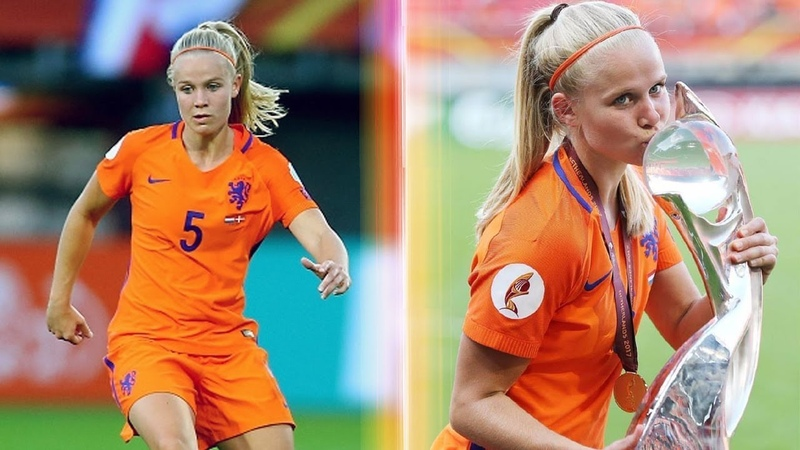 Kika van Es - Back With Courage | Women's EURO 2017 HD