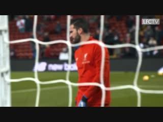 Inside Anfield [vs Man. United]
