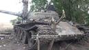حجة الجيش الوطني يستعيد اسلحة ثقيلة من الم
