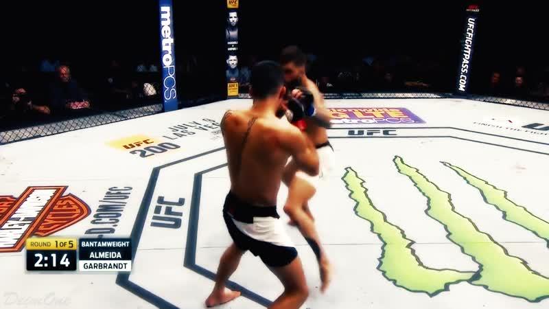 Thomas Almeida vs. Cody Garbrandt