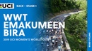 2019 UCI Women's WorldTour – Emakumeen Bira – Highlights Stage 1