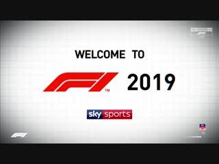 F1.TV - 2019: Предсезонные тесты в Испании, обзор первого дня