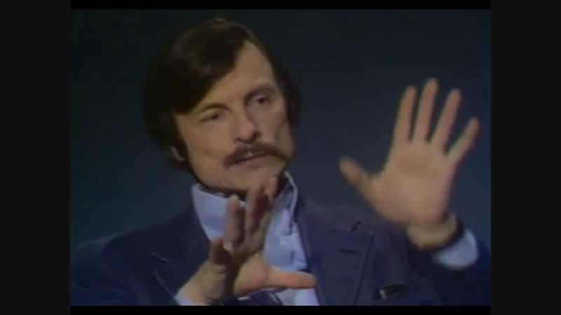 Андрей Тарковский Интервью телевидению Латвийской ССР 1979 г