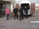 В Назарове лежачих больных, инвалидов и пожилых людей перевозят на катафалке