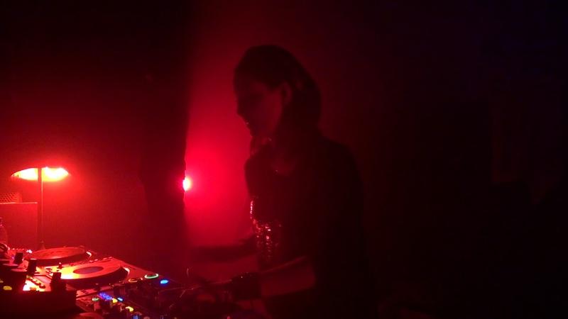 Hot Stuff 023 with Fernanda Martins LIVE at Hall Club, Tallinn, Estonia (OCT2018)