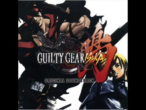 Guilty Gear Isuka OST - The GOD bites own lip in chagrin