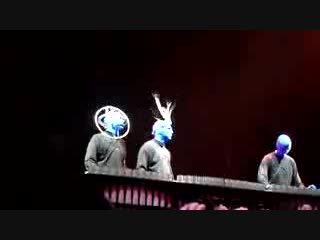 Blue Man Group Pipe Medley (with Crazy Train & Lady Gaga)_low.mp4