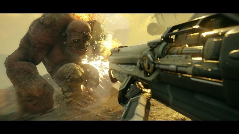 Поиграл в Rage 2 - гремучая смесь из Mad Max, Doom и Bulletstorm. Только видок подправьте.