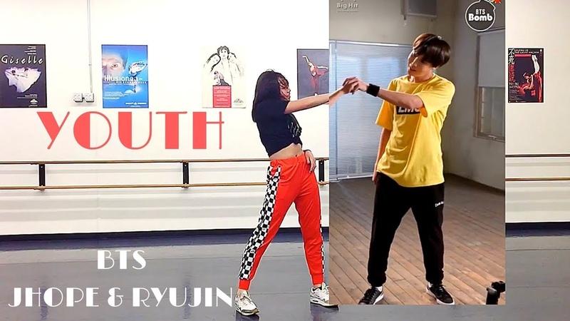 BTS 방탄소년단 Jhope RyuJin - Youth [Highlight Reel] Dance Cover