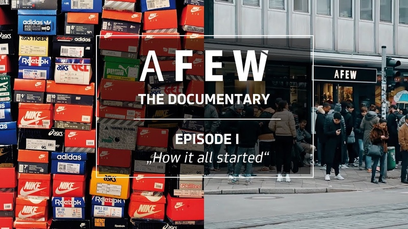AFEW The Documentary Ep 1 How everything started From our fathers garage to own collaborations