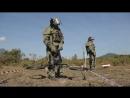 Российские саперы в Лаосе приступили к разминированию местности