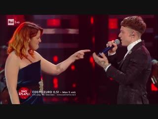 Sanremo 2019 - Irama con Noemi - La ragazza col cuore di latta