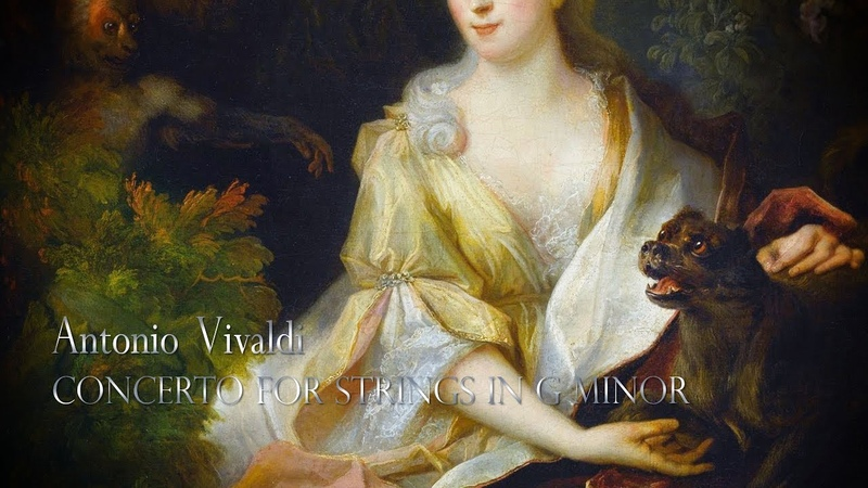A. VIVALDI: Concerto for Strings and B.C. in G minor RV 156, Bach Consort Wien