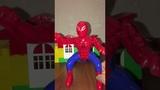 Домашний мультфильм про человека паука и его друзей для детей 3 лет  1 сезон 1 серия