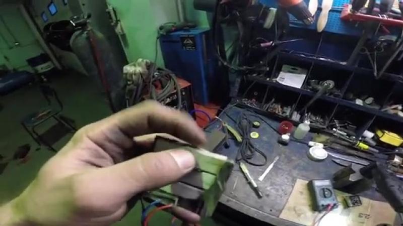 Гелик габариты, обманка для светодиодных лампочек