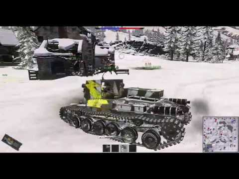 War Thunder | Type 4 Ho Ro | 9 FRAGS | CHEAT HACK | WAROVERLAY