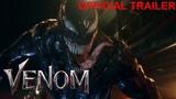 VENOM New Teaser Trailer 'Death Fight' Greek Subs