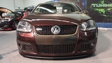 Volkswagen Golf V GTI Tuning - brown bodykit breitbau DUB zero FIVE deep &amp low