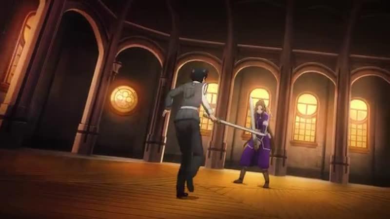 Мастера Меча Онлайн: Алисизация / Мастера Меча Онлайн 3 сезон / Sword Art Online: Alicization 7 серия (Raw)
