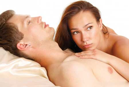 Гипоактивное расстройство полового влечения вызывает незаинтересованность в сексе в ситуациях, когда возбуждение было бы распространенным явлением.