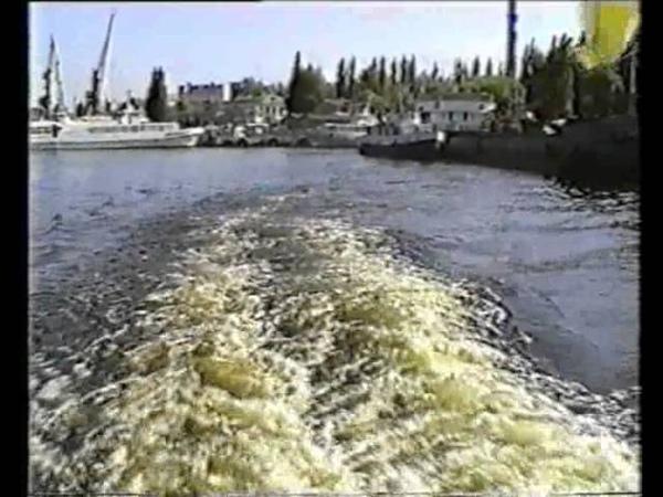 Черкассы речной порт 1995