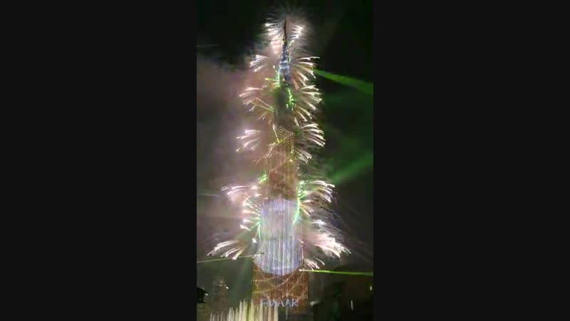 Новый 2019 Дубай ОАЕ