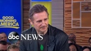 Liam Neeson clarifies controversial revenge remarks: 'I'm not a racist'