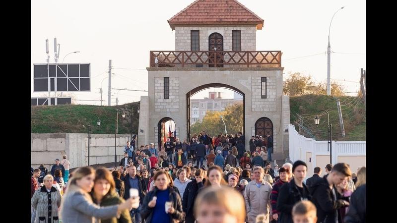 День народного единства в Александро-Невском парке