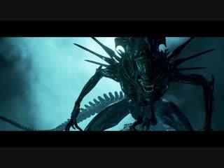 Alien queen - realtime on unreal engine 4 ( 1080 x 1920 )