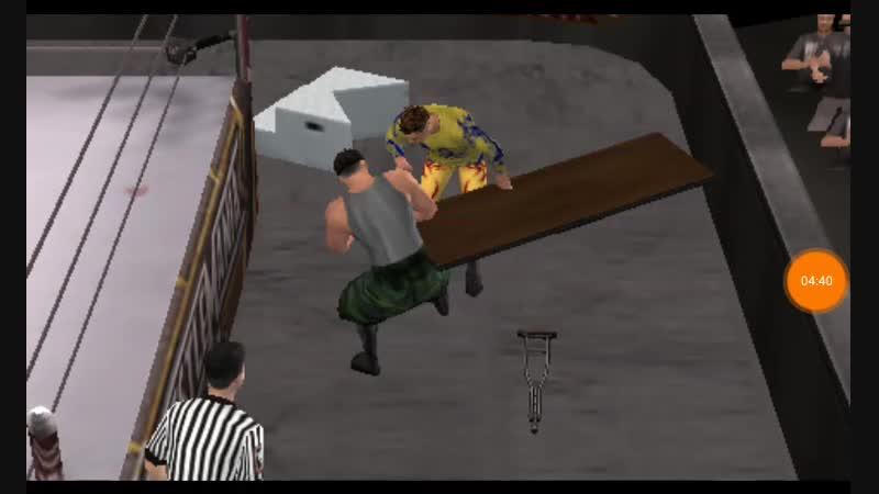 SFW WrestleMania 3   Trumpeter (c) vs Remove Kebab for ECW Championship