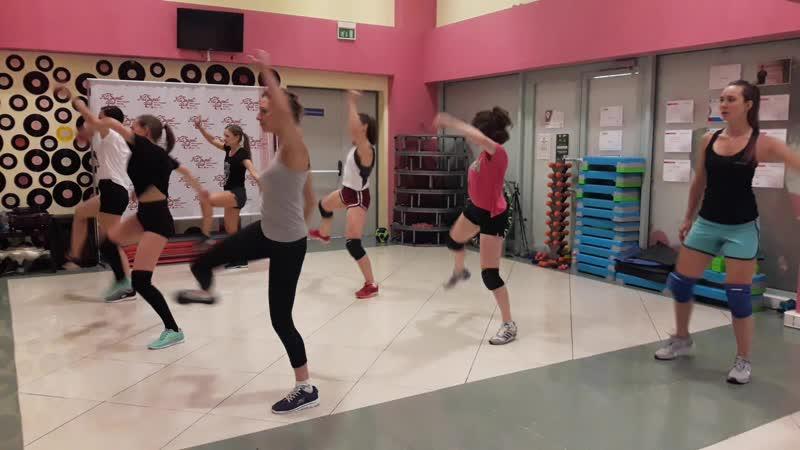 Booty Dance/Twerk с Вылковой Аленой 🔥🔥🔥20.04.2019