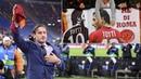 Francesco Totti entra nella *HALL OF FAME* TRIBUTO pre partita e lacrime per il Capitano