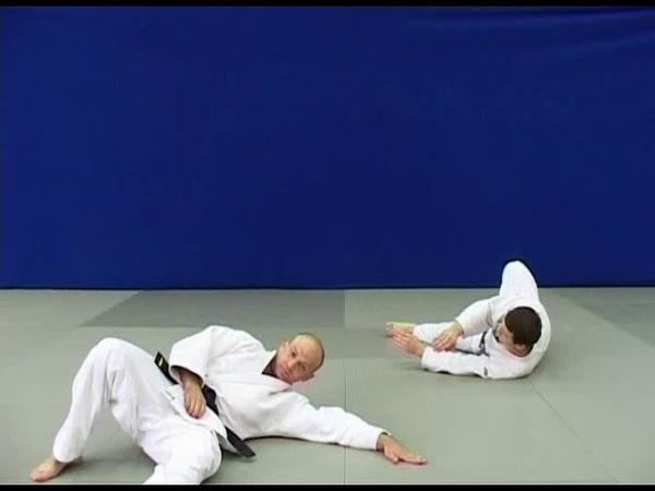 Nage waza – uki-waza (judo, 1 kyu).