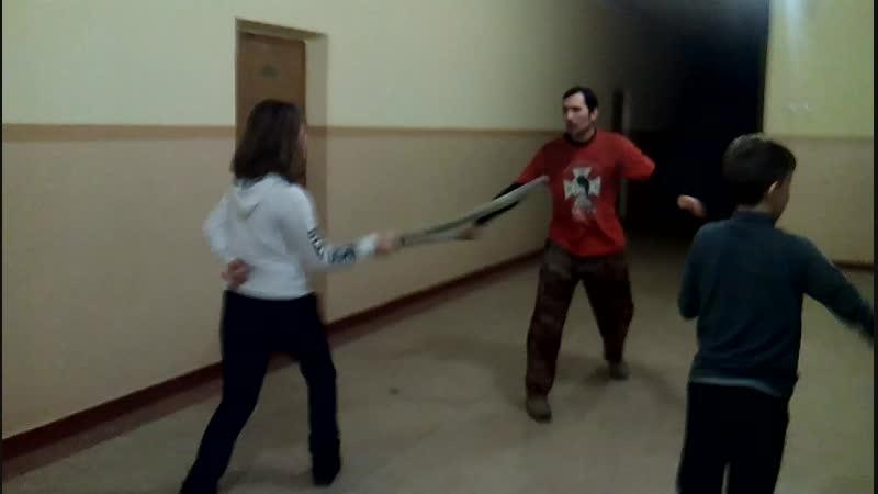 Фехтування на шаблях 2