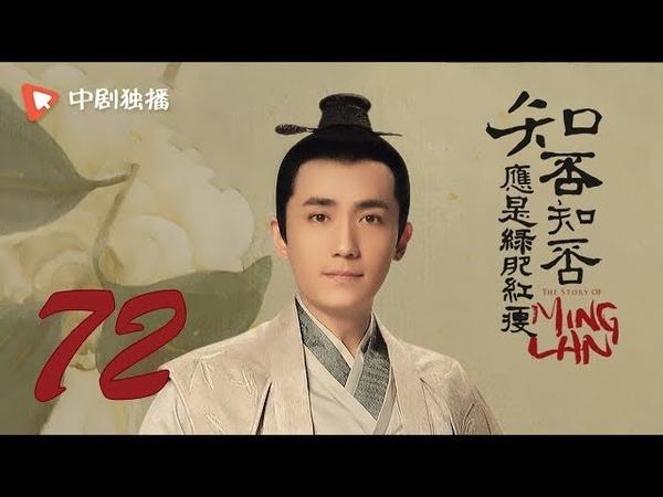 知否知否应是绿肥红瘦【未删减】72(赵丽颖、冯绍峰、朱一龙 领衔主演65