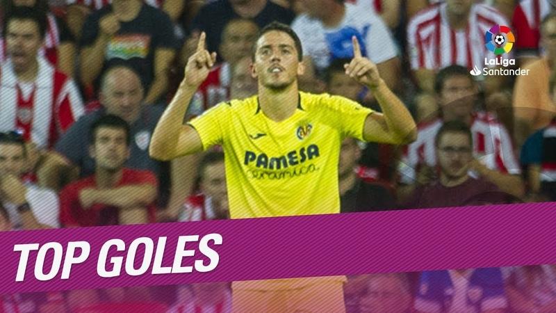 TOP 10 Goles Septiembre LaLiga Santander 2018 2019