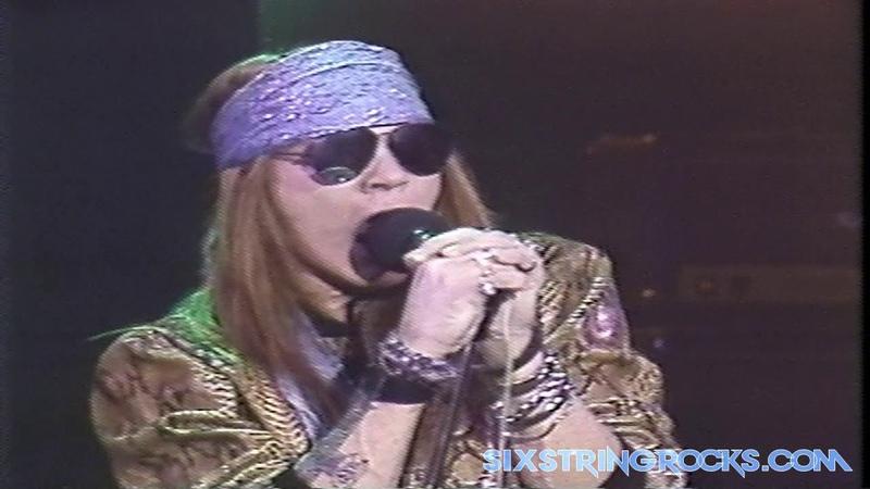 Guns 'n' Roses - (1988) Live at the Ritz