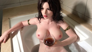 Artificial Human Real Love Sex Doll CALLIES Coca Cola sexy beauty