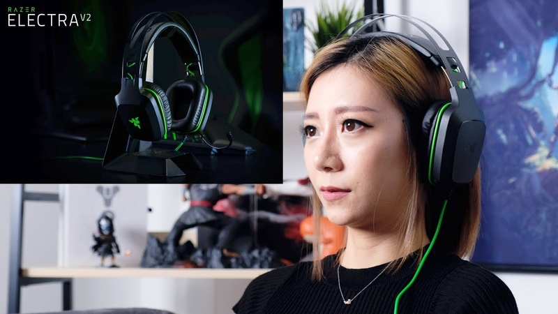 Razer Electra v2 - The Budget Virtual 7.1 Surround Sound Headset