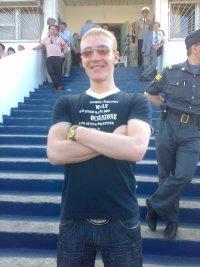 Андрей Калашников, 3 декабря , Санкт-Петербург, id50855820