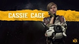 Mortal Kombat 11 Official Cassie Cage Reveal Music Trailer