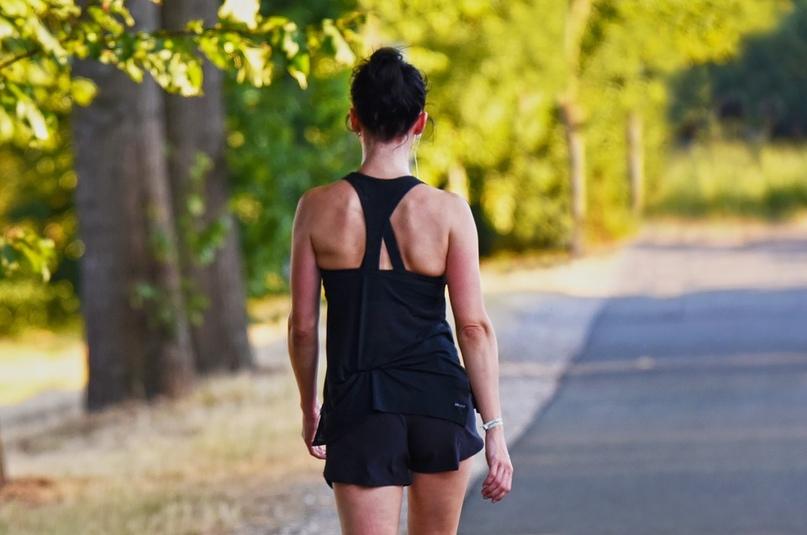 как скинуть вес ходьбой