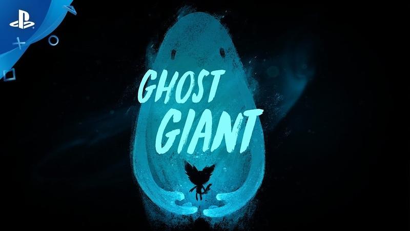 Релизный трейлер Ghost Giant | PlayStation VR