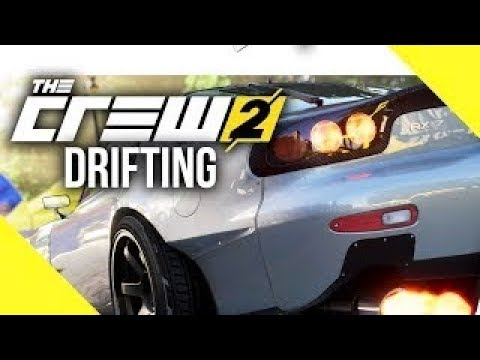 ACI BİBER CEZALI DRİFT CHALLANGE - THE CREW 2