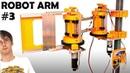 Building a Force Driven Robot Arm 3 | James Bruton
