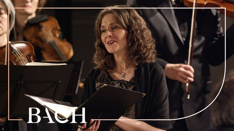 Bach - Cantata Ich steh mit einem Fuss im Grabe BWV 156 - Mortensen | Netherlands Bach Society